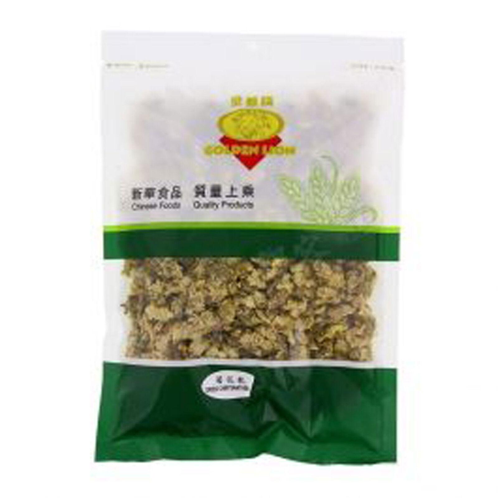 50g Getrocknete Chrysanthemen Knospen Golden Lion Dried Chrysanthenum