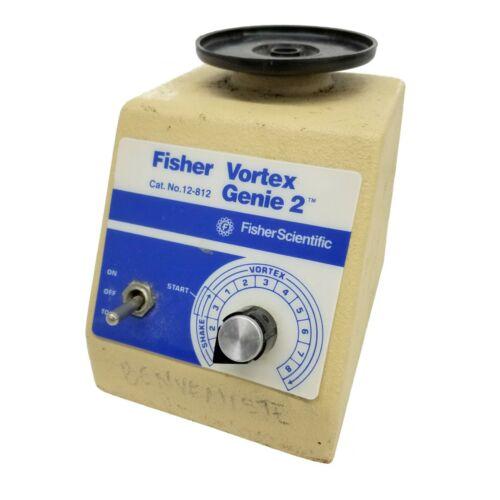 Scientific Industries / Fisher G-560 Vortex Genie 2 Laboratory Mixer Shaker