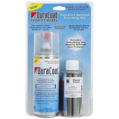 Duracoat Aerosol Kit - Metal Collection - Aged (Metal Bronze)