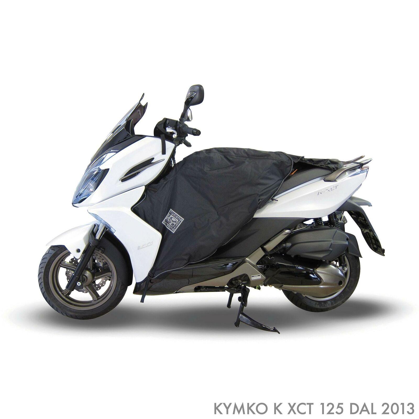 TERMOSCUD COPRIGAMBE TUCANO URBANO R162 KYMCO K-XCT 125 300 2013>