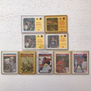 1982-83 O-Pee-Chee Wayne Gretzky Hockey Cards