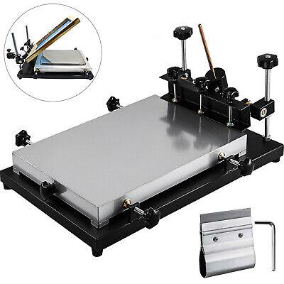 Solder Paste Printer Pcb Smt Stencil Printer 600x420mm Manual Press Printer
