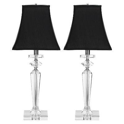 Safavieh Harlow Crystal Table Lamp (Set of 2)