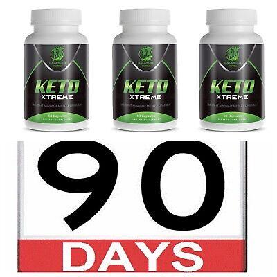 Keto Diet Pills Keto xtreme Best Weight Loss Supplement Three month supply�Works