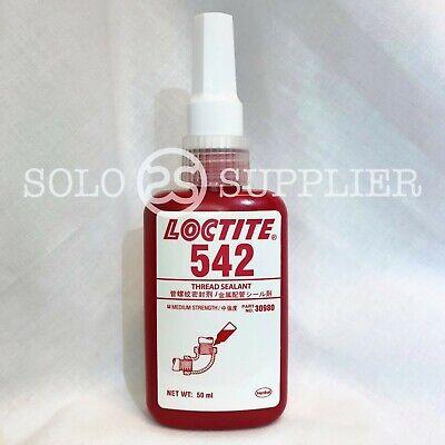 Loctite 542 Medium Strength Thread Sealant 50ml