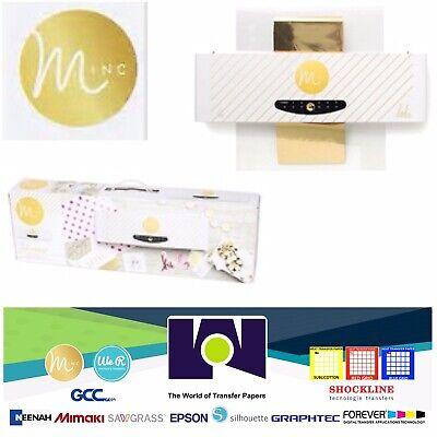 "HS MINC 12"" Machine Foil Applicator kit AC 370124 by Heidi Swapp (6 Pieces)"