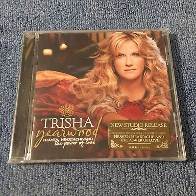 Heaven, Heartache and the Power of Love by Trisha Yearwood - Cracked CD (Heaven Heartache And The Power Of Love)