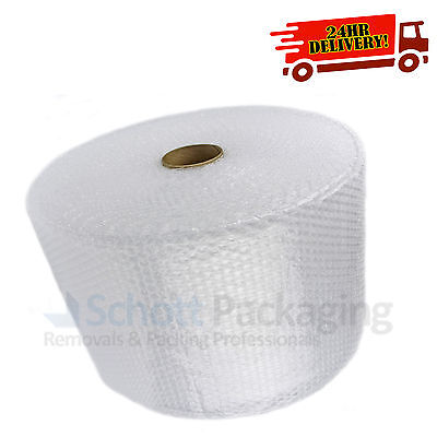SMALL BUBBLE WRAP - 500mm x 100m - FREE UK 24HR DELIVERY
