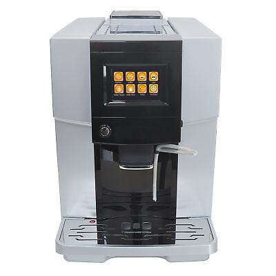 One Touch Kaffeevollautomat Kaffeeautomat Vollautomat Kaffeemaschine Silber