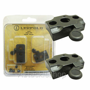 Leupold-Quick-Release-QR-2-Piece-Scope-Mount-Bases-Choose-Rifle-Model