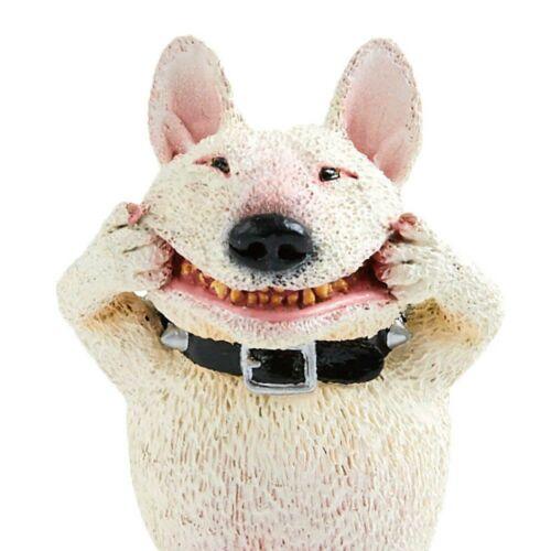 Bull Terrier Figurine