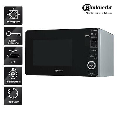 BAUKNECHT Mikrowelle MW 421 SL Grill-Mikrowelle (freistehend) ExtraSpace online kaufen