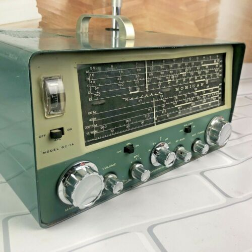 Heath Kit Mohican receiver. Model GC-1A