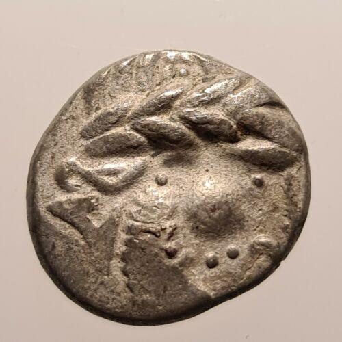 Danube Celts, AR tetradrachm, 200-100 BC. 6.42 g