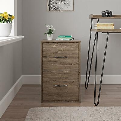 2 Drawers Rolling Filing Cabinet File Storage Organizer Home Office Paperpbhdf