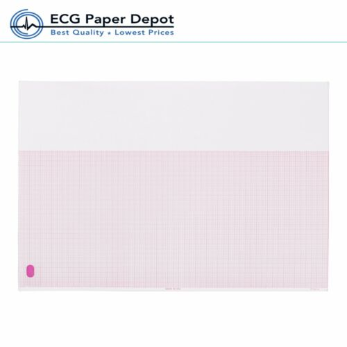 ECG EKG Thermal Paper New Philips HP M1707A Recording Chart 5 Pack(1000 Sheets)