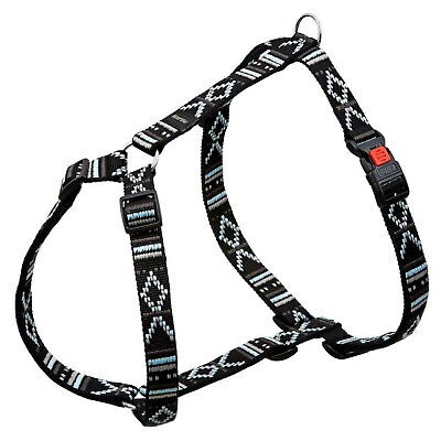 Premium Hundegeschirr Tonka Brustgeschirr Hundegurt 2x Klickverschluss Brustgurt - Verschluss-brust