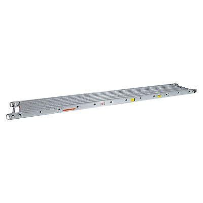 2 Man 500 Lbs. Capacity 20 X 16 Stage Aluminum Plank