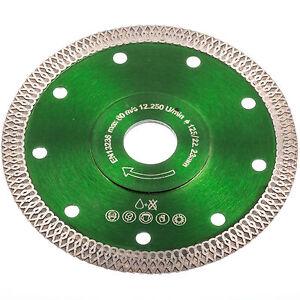 diamant scheibe 125 trennscheibe keramik fliesen fugen feinsteinzeug granit ebay. Black Bedroom Furniture Sets. Home Design Ideas
