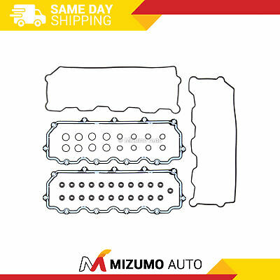 Valve Cover Gasket Fit Ford F-250 F-350 F-550 E-350 6.0L Diesel Turbo (Diesel Valve Cover Gasket)