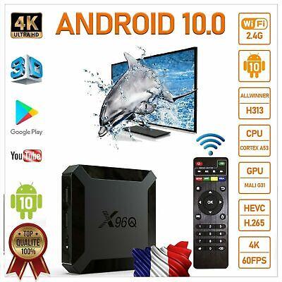 X96 Q Mini Boitier Android Box tv 2GB/16GB SMART TV 4K Ultra HD WiFi --IP&TV--