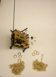 REGULA 25 GERMAN CUCKOO CLOCK MOVEMENT- BRAND NEW