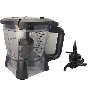 Ninja Blender Wheel 64 oz Food Processor Attachment 1200 Watt BL910 Only