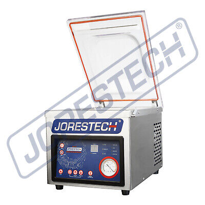 Digital Vacuum Packing Sealing Machine Sealer Chamber Commercial 110v Jorestech