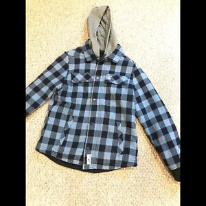 Boys Abercrombie Jacket Coat