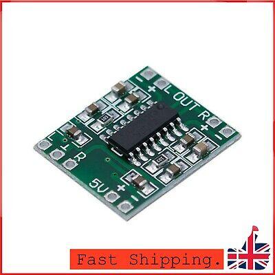 3pcs Pam8403 Mini Digital Stereo Amplifier Module Board Volume 3wraspberry Pi