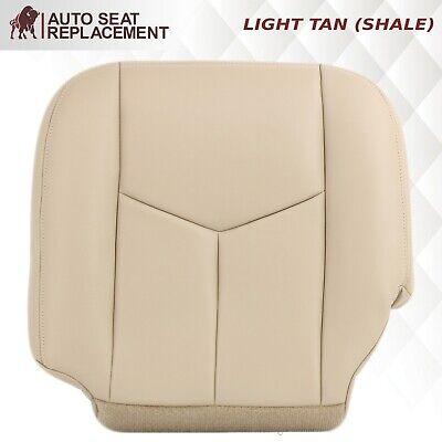 Beige Custom Regal Chevy Silverado Seat Covers w// Built-in Seat Belt