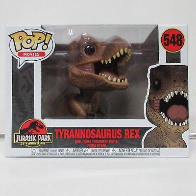Funko Toys PoP dinosaur Figure #6 Movies Jurassic Park T-Rex Tyrannosaurus 4in