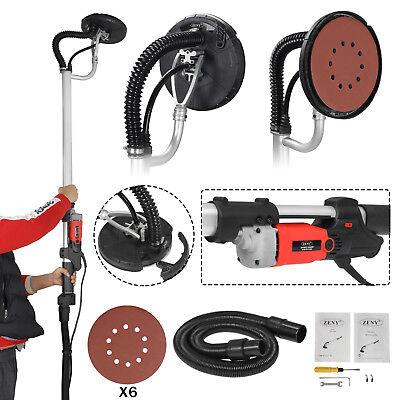 Electric Drywall Sander 800w Adjustable Variable Speed Sanding Pad Disks