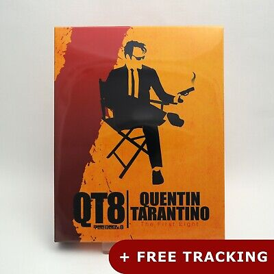 QT8: The First Eight .Blu-ray Limited Edition / Quentin Tarantino