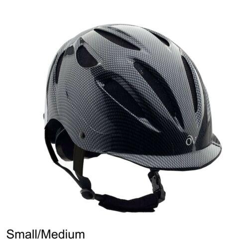 Ovation Women's Protege Riding Helmet, Graphite, Small/Medium