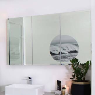 Bathroom Mirrors Gumtree bathroom mirror cabinet [1200 mm] | building materials | gumtree