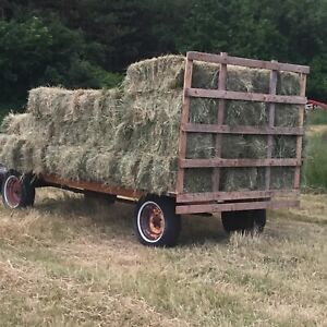 Horse Hay for sale And can be delivered