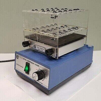 Ika Vibrax Vxr Basic S1 5 X 5 Variable Speed 2000 Rpm Orbital Shaker Vx 2 Holder
