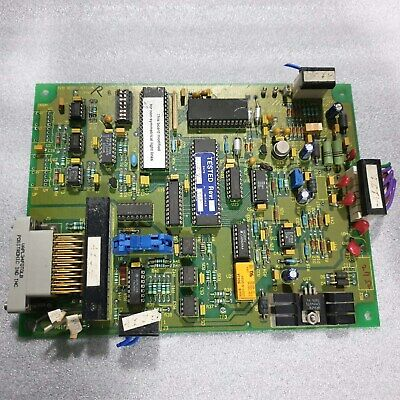 Varian Pcb Board Motion Controller E15000201