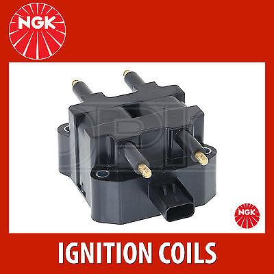 NGK Ignition Coil - U2041 (NGK48185) Block Ignition Coil - Single