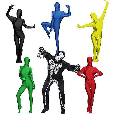 Second Skin Unisex Full Body Suit Costume Unitard Lycra Spandex Zentai Bodysuit (Full Body Cat Suit)