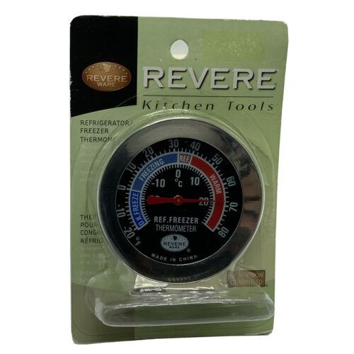 Revere Ware Kitchen Tools Refrigerator Freezer Thermometer - $19.99