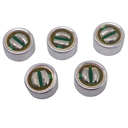 US Stock 5pcs WM-61A102A Electret Condenser MIC Capsule Microphone Cartridge