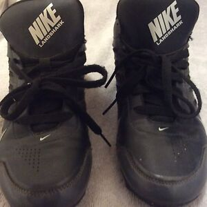 Nike cleats, youth size 6