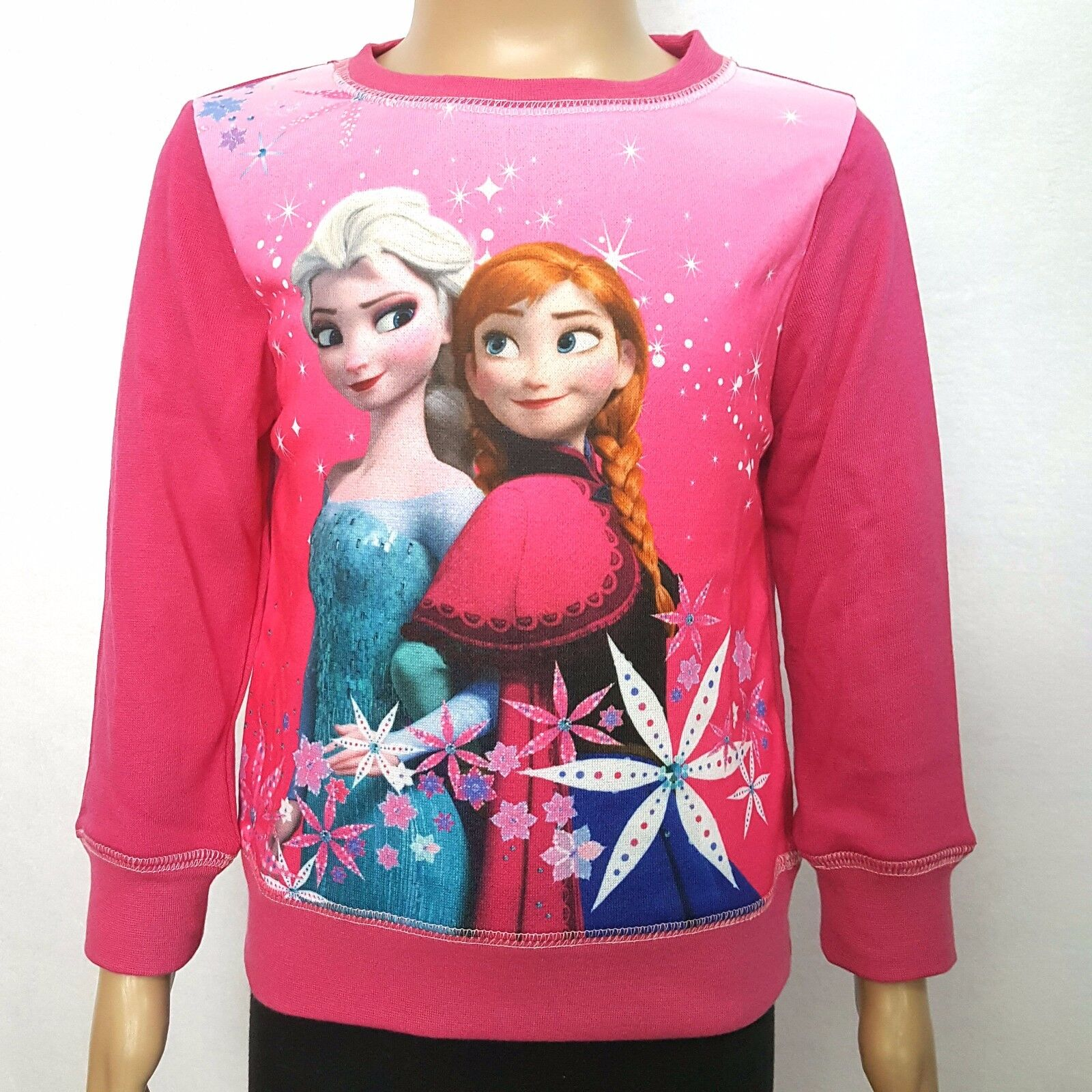 Sweat LA REINE DES NEIGES