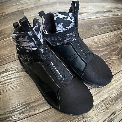 PUMA Rihanna's Womens Fierce Core Cross Trainer Shoe Size 7 Puma Black