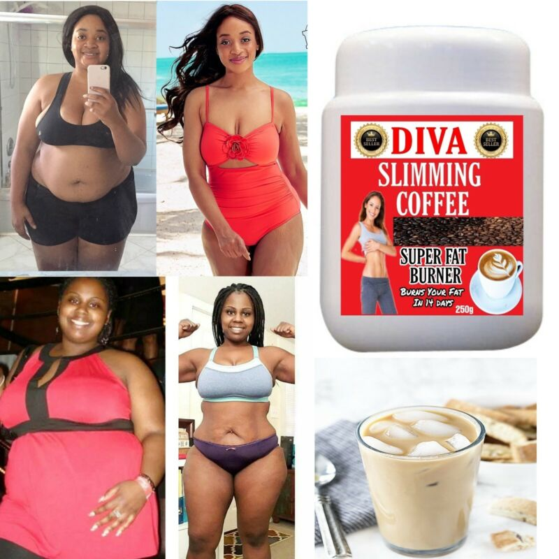 Slimming Coffee, Fat melter, Reduce Inches, Boost Metabolism,  Flat Stomach