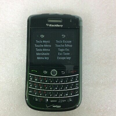Blackberry Tour 9630 (Verizon Wireless) QWERTY Cellular Phone Black - NEW 9630 Blackberry