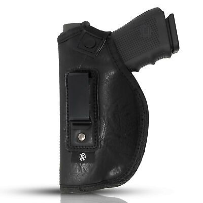 IWB Gun Holster by PH - Concealed Carry Soft Material | Soft