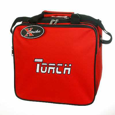 BRAND NEW TORCH 1 BALL RED BOWLING BAG FREE SHIPPING